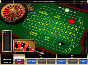 french-roulette-microgaming