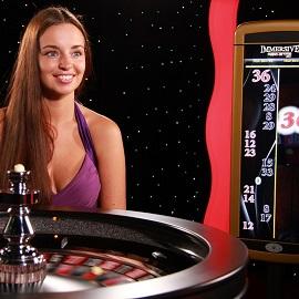 immersive live roulette