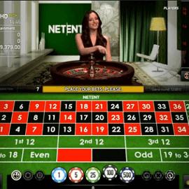 live european roulette netent