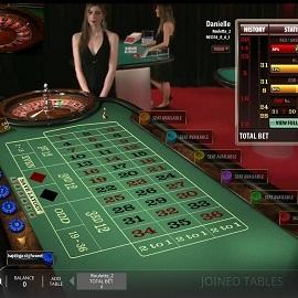 european live roulette