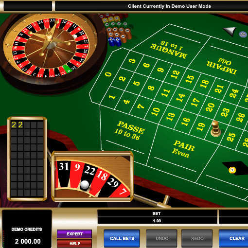 microgaming french roulette-