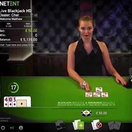 live poker by NetEnt