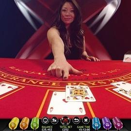 blackjack extreme live gaming