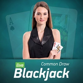 common draw blackjack