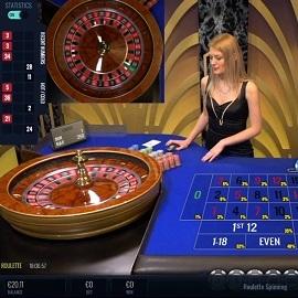 live roulette lucky streak